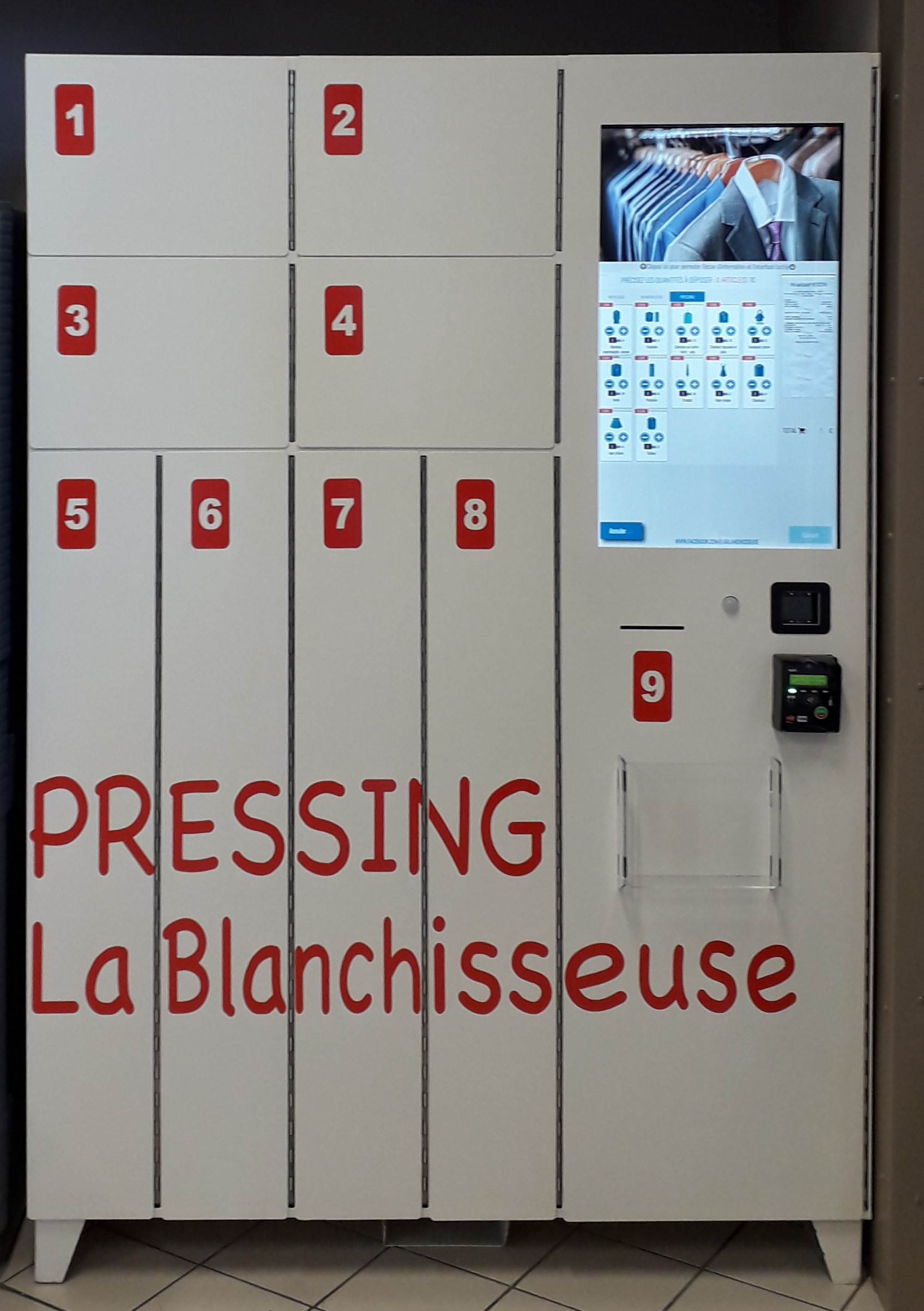 casiers-de-depot-de-linge-intermarche-Sorgues-84
